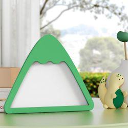 Luminária de Mesa Montanha Verde 20cm