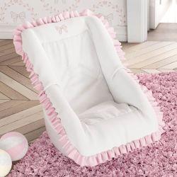 Capa de Bebê Conforto Lacinho