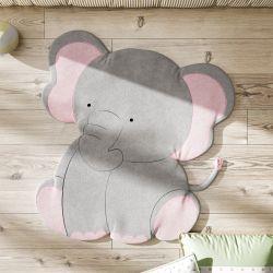 Tapete Amiguinho Elefante 90CM