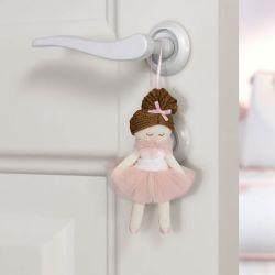 Boneca de Pano Petit Bailarina Trapezista para Puxador