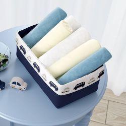 Cesto Organizador Carrinhos Azul Marinho 36cm