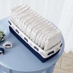 Cesto Organizador Carrinhos Azul Marinho 40cm
