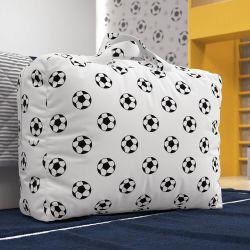Bolsa de Tecido Infantil Futebol 60cm