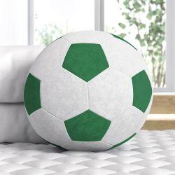Bola de Futebol Verde 24cm