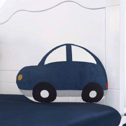 Almofada Carro Azul Marinho 25cm