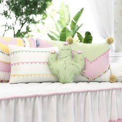 Almofadas Decorativas Amiguinhas Lhamas 3 Peças