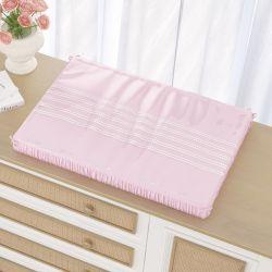 Trocador de Fraldas Rosa Clássico