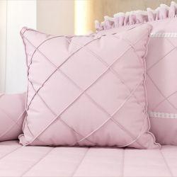 Almofada Nervura Rosa Clássico