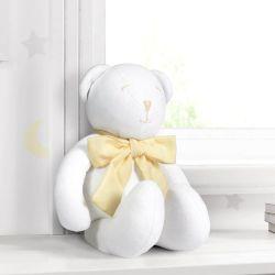 Urso Clássico Amarelo 34cm