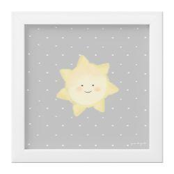 Quadro Estrela Sol