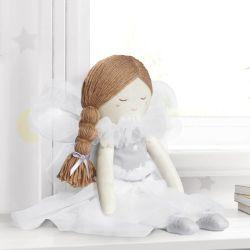 Boneca Fadinha Estrelinhas 48cm