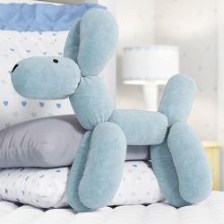 Balú Cachorrinho Azul 44,5cm