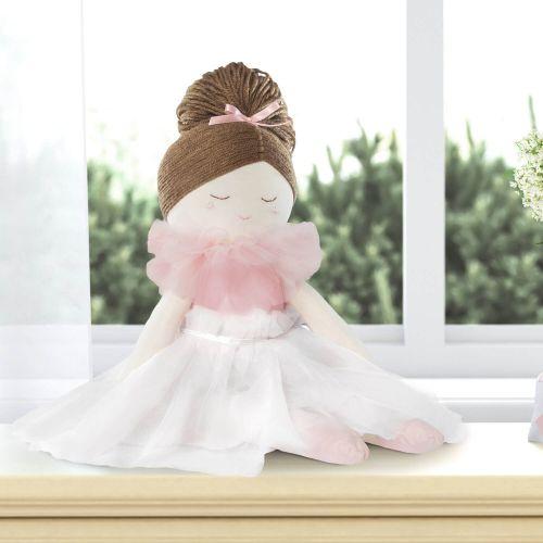 Boneca de Pano Bailarina Trapezista 48cm
