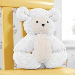 Balú Ursinho Branco 37cm