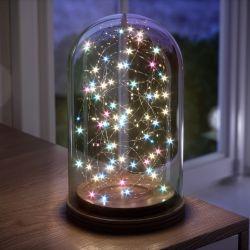 Fio de Fada Colorido 10m com 100 Lâmpadas LED