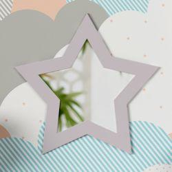 Espelho Estrela 20cm