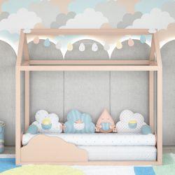 Kit Montessoriano Nuvem de Algodão