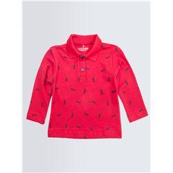 Camiseta Polo Manga Longa