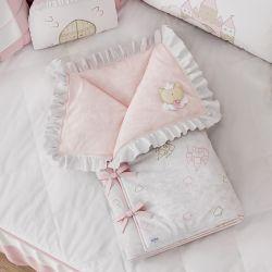 Porta Bebê Amiguinha Ursa Princesa