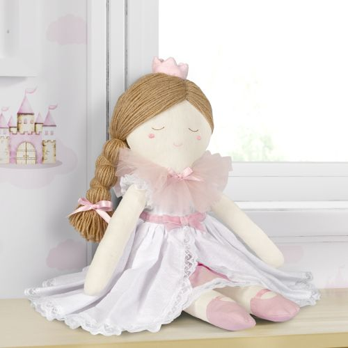 Boneca de Pano Mimo Princesa