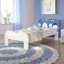 Mini Cama Amiguinhos Azul Marinho