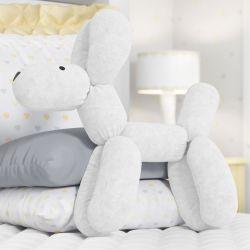 Balú Cachorrinho Branco 44,5cm