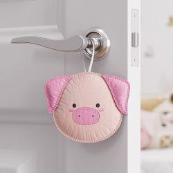 Enfeite para Puxador Amiguinho Porquinho