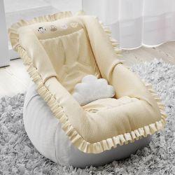 Capa de Bebê Conforto Fazendinha