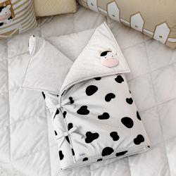 Porta Bebê Amiguinha Vaquinha