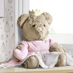 Ursinha Premium Princesa 45cm