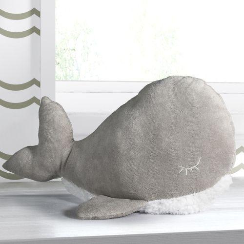 Bichinho de Pelúcia Bebê Baleia 20cm