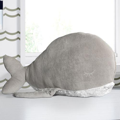 Bichinho de Pelúcia Mamãe Baleia 60cm