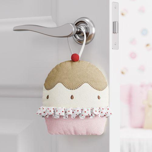 Lembrancinha Maternidade Mon Petit Cupcake Cerejinha