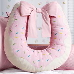 Almofada Amamentação Doce Encanto Donut