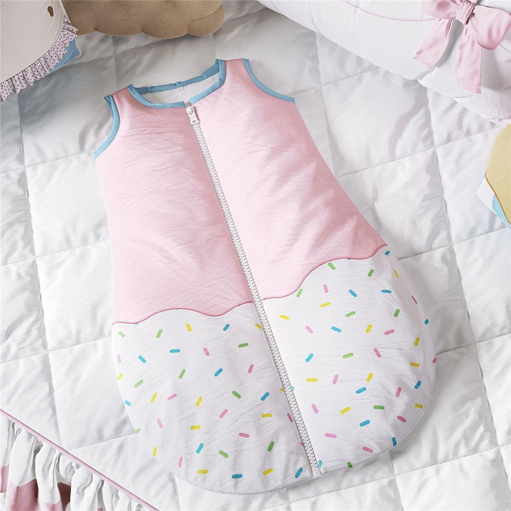 Porta Bebê com Zíper Granulado Colorido