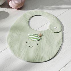 Babador Amiguinha Maçã Verde