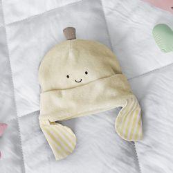 Touca para Bebê Amiguinha Bananinha