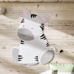Tapete Amiguinha Zebra 90CM