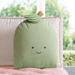 Almofada Amiguinha Maçã Verde 32cm