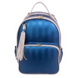 Mochila Maternidade Glamour Azul Marinho