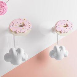 Cabideiros Donut Doce Encanto