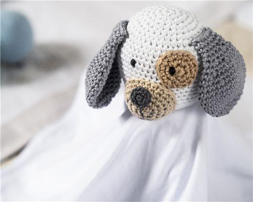 Naninha Cachorrinho Amigurumi
