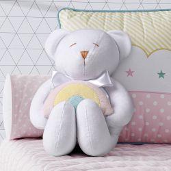 Urso com Arco-íris 42cm