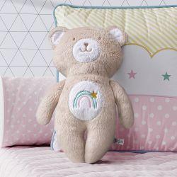 Urso Naninha Arco-íris 30cm