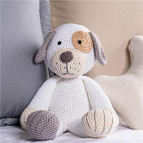 Cachorrinho Amigurumi