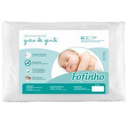 Travesseiro Viscoelástico Recém Nascido