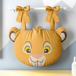 Porta Fraldas Amiguinho Simba O Rei Leão