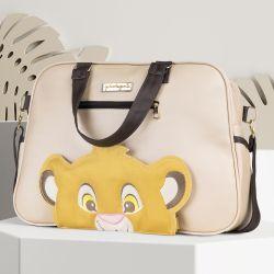 Bolsa Maternidade Simba O Rei Leão 47cm