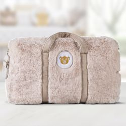Bolsa Maternidade Amiguinho Simba O Rei Leão 45cm