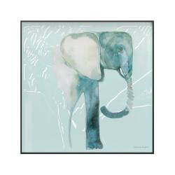 Quadro Canvas Elefante
